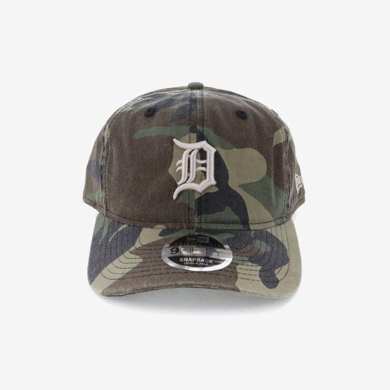 6779dd19b6a New Era Detroit Tigers 9FIFTY Original Fit Snapback Woodland Camo – Culture  Kings