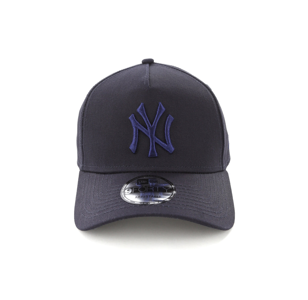 25467170f2a75 ... cap  new era new york yankees 9forty a frame snapback navy culture kings