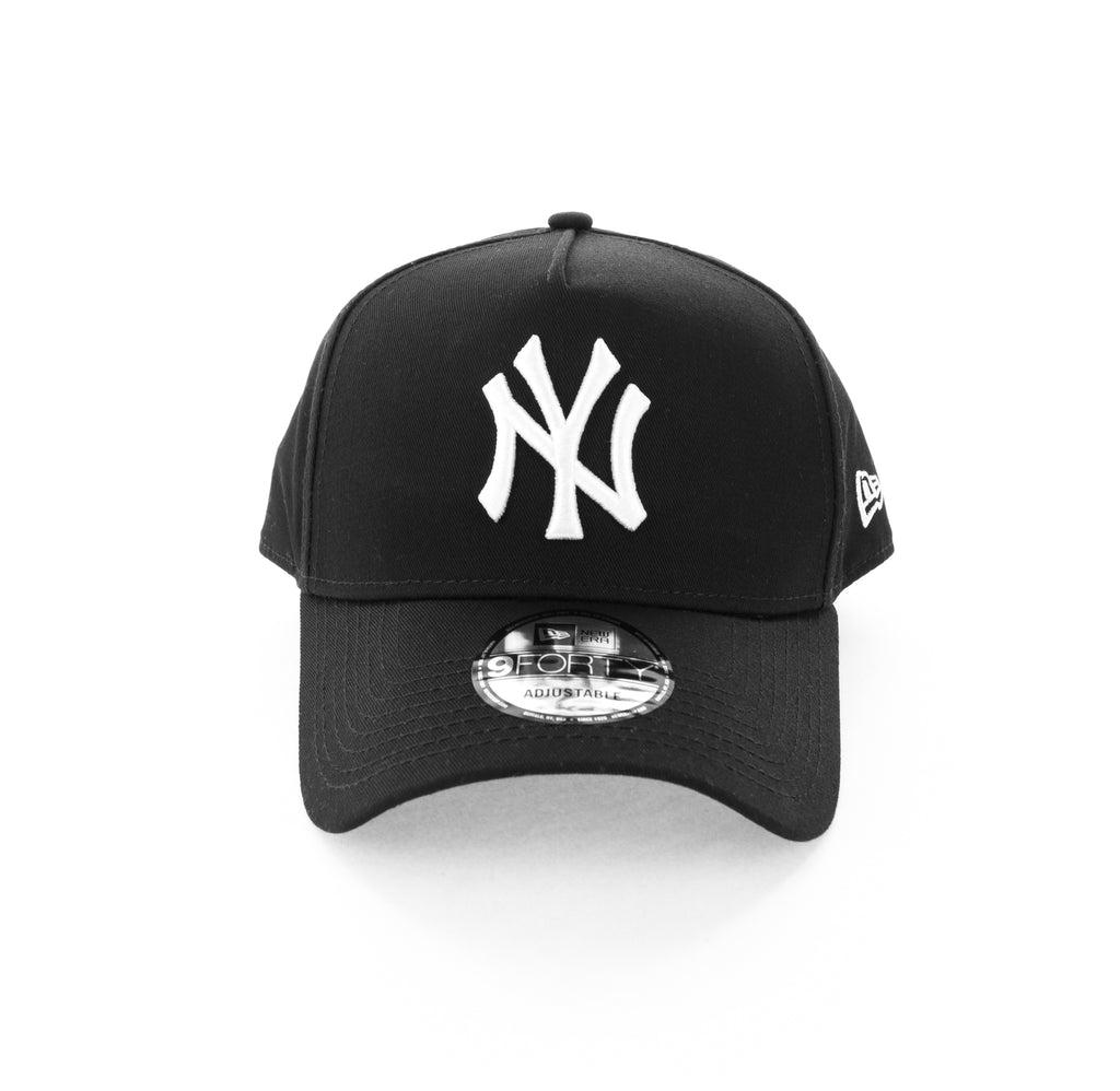 e25390a9f84 ... store new era new york yankees 940 a frame snapback black e291f 516d3  ...