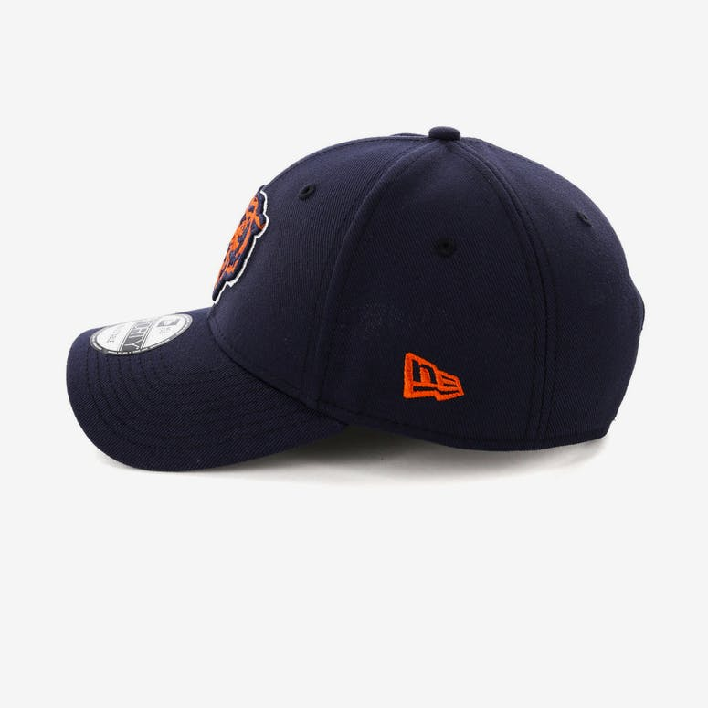New Era Chicago Bears 9FORTY Snapback Navy – Culture Kings b3123a25f