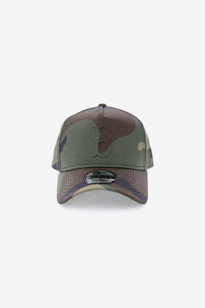 6676a5f9cb0 New Era Boston Red Sox Emboss 9FORTY A-Frame Snapback Camo