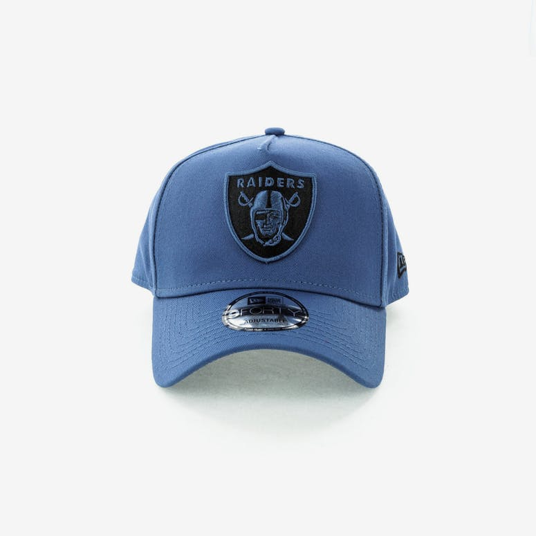 eadaa93c3d3 New Era Oakland Raiders 9FORTY A-Frame Snapback Admiral – Culture Kings