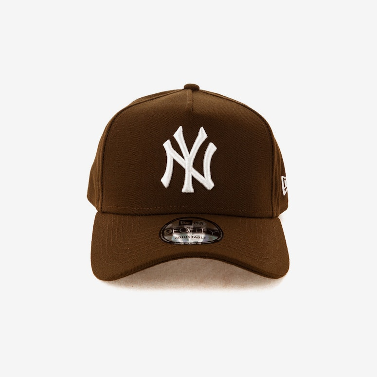 New Era New York Yankees CK 940 A-Frame Snapback Chocolate – Culture ...