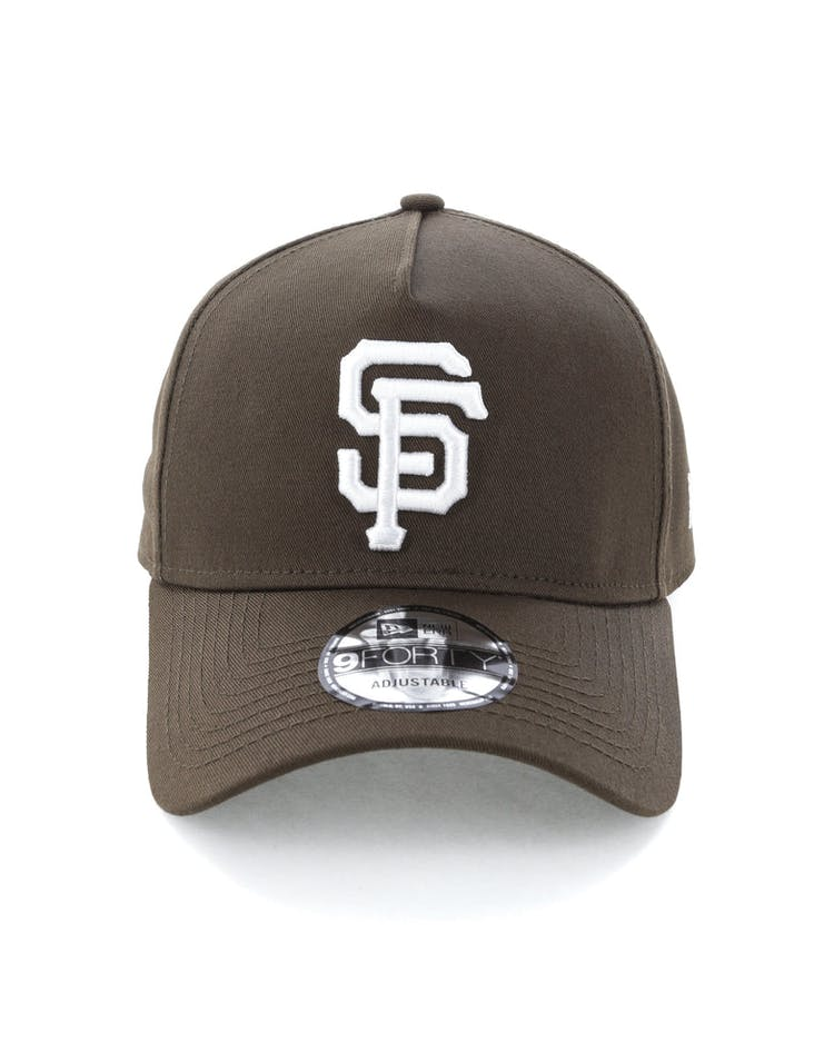 best service 17829 1c127 New Era San Francisco Giants 9FORTY A-Frame Snapback Chestnut – Culture  Kings