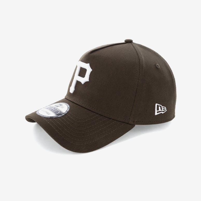599f21fff0c New Era Pittsburgh Pirates 9FORTY A-Frame Snapback Chestnut ...