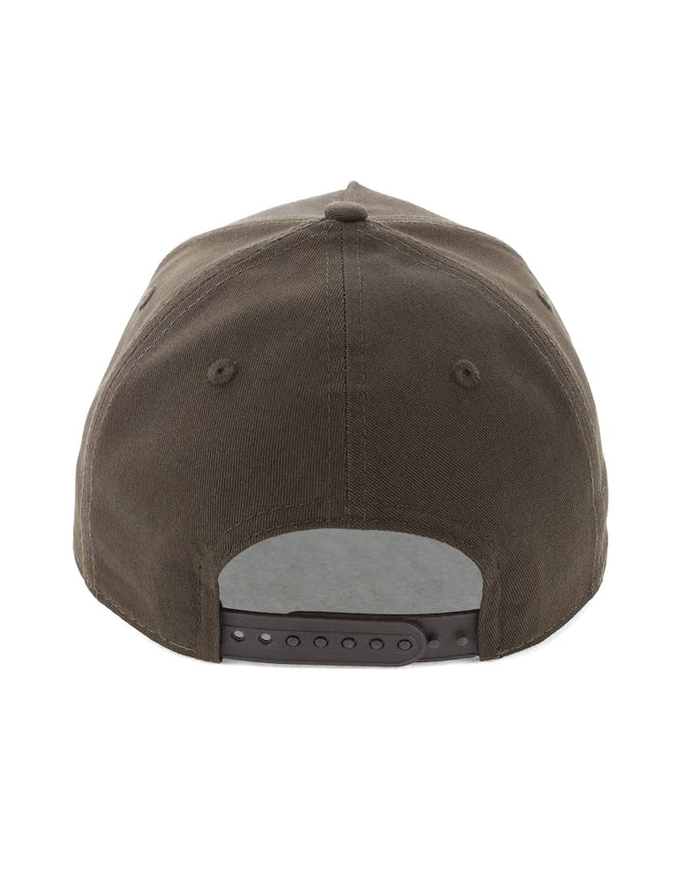 quality design 1715d 01307 New Era Pittsburgh Pirates 9FORTY A-Frame Snapback Chestnut