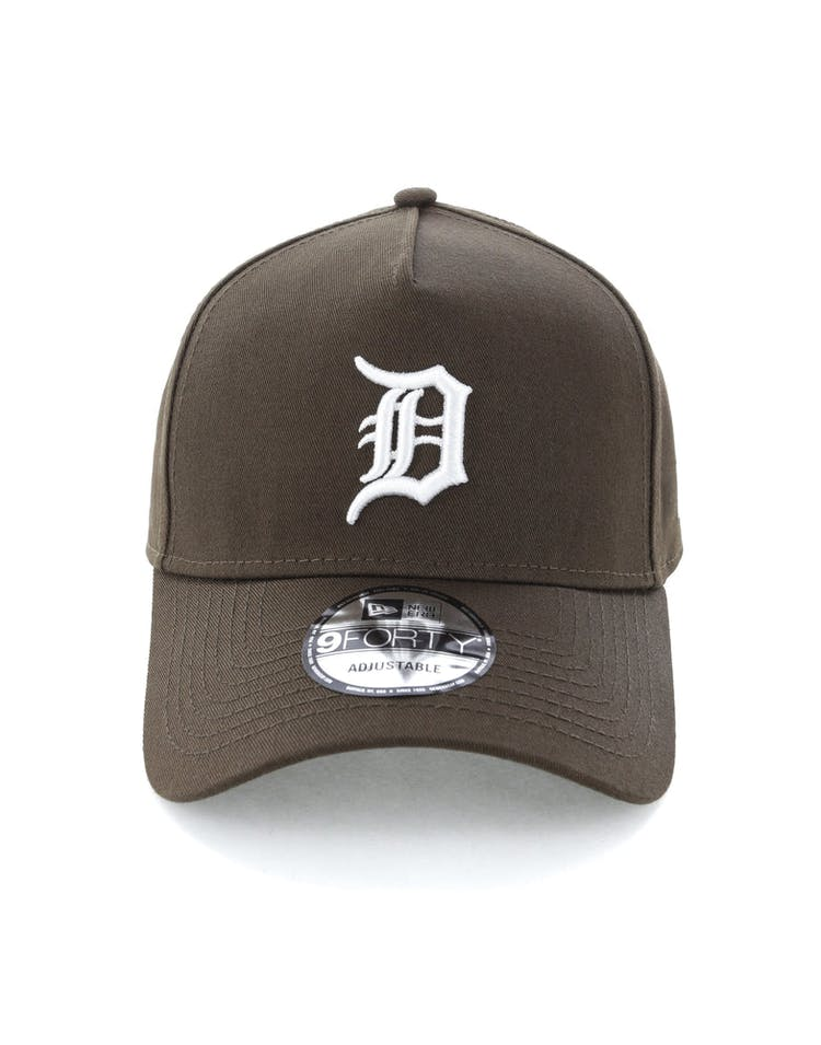 0bf0f997ea4 New Era Detroit Tigers 9FORTY A-Frame Snapback Chestnut – Culture Kings