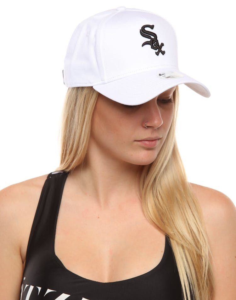 to buy good looking finest selection New Era Women's Chicago White Sox 9FORTY A-Frame Embroidered ...