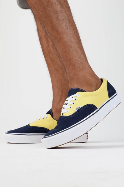 775c3b7d92a93b Vans ComfyCush Era Blue Gold