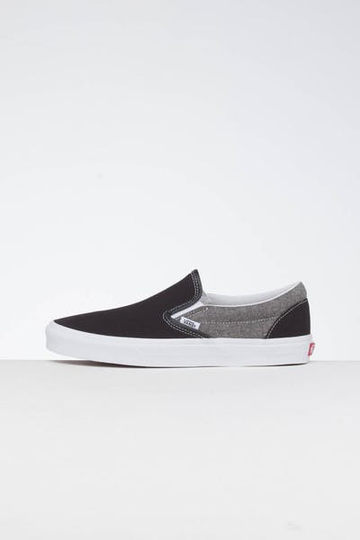 Vans CSO Chambray Canvas Black/White
