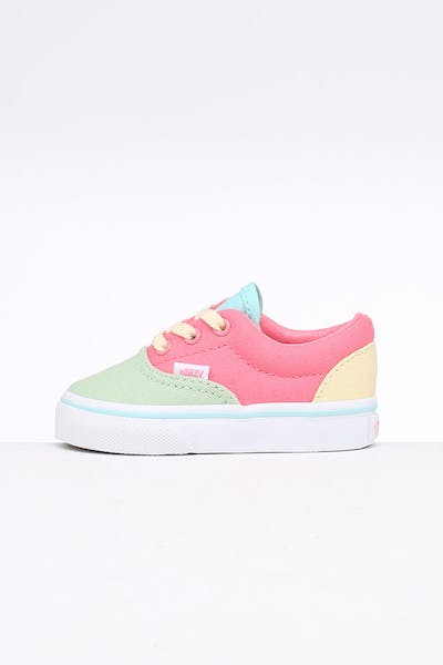 Vans Toddler Era Multi-Coloured