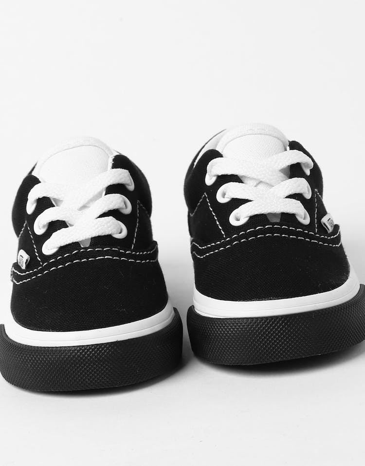 Vans Toddler Era Black/White