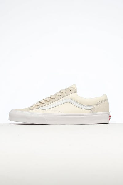 81419c16977 Vans Style 36 (Vintage Sport) White
