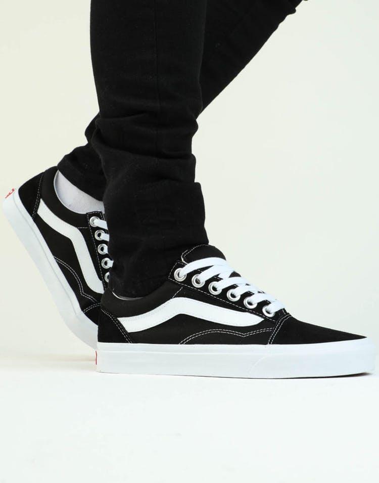 93f916f08 Vans Old Skool OS Black/White – Culture Kings