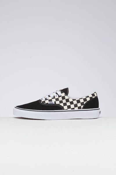Vans Era Primary Check Black/White
