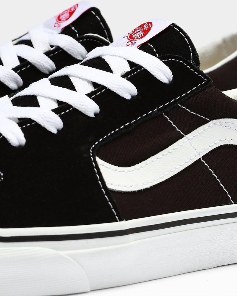 Vans SK8-Low Black/True White