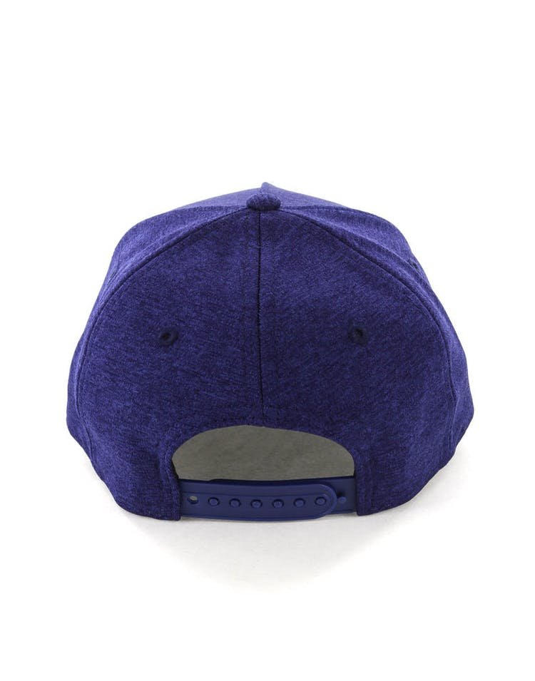 finest selection 47d64 6fb96 New Era Youth Los Angeles Dodgers CK 9FORTY A-Frame Tech Snapback Dark Royal  Shadow