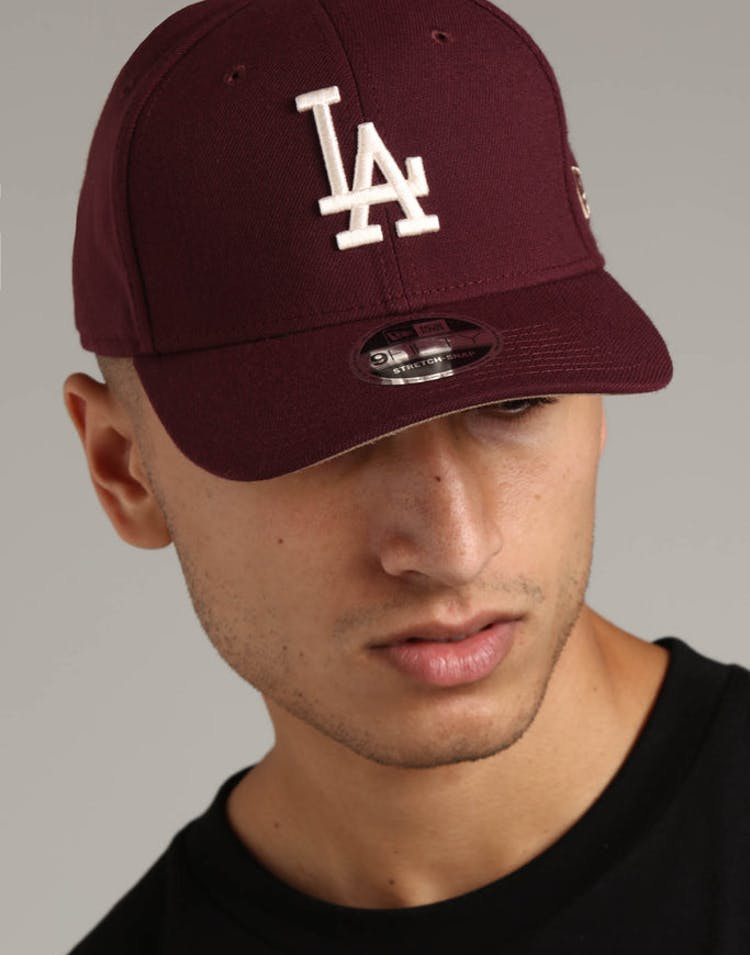 3c94964ba014d New Era Los Angeles Dodgers 9FIFTY Stretch Snapback Maroon – Culture Kings