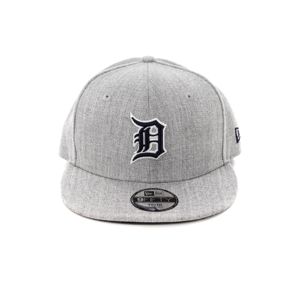 caa158a7f ... nfl historic vintage 9fifty snapback cap 2e296 43c42; new style new era  youth detroit tigers 9fifty snapback heather grey 45ecb f16af