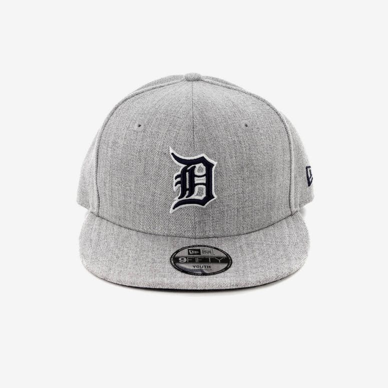 New Era Youth Detroit Tigers 9FIFTY Snapback Heather Grey – Culture Kings 05c1ac5d1ae