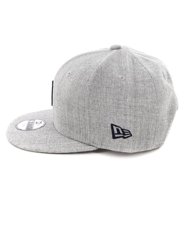 best cheap 5d7bd c5399 New Era Youth Detroit Tigers 9FIFTY Snapback Heather Grey
