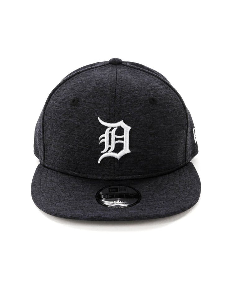 b527fa45a66428 New Era Youth Detroit Tigers 9FIFTY Snapback Shadow Tech Navy – Culture  Kings