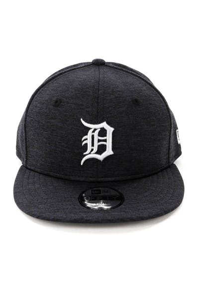 size 40 abcd2 07259 New Era Youth Detroit Tigers 9FIFTY Snapback Shadow Tech Navy