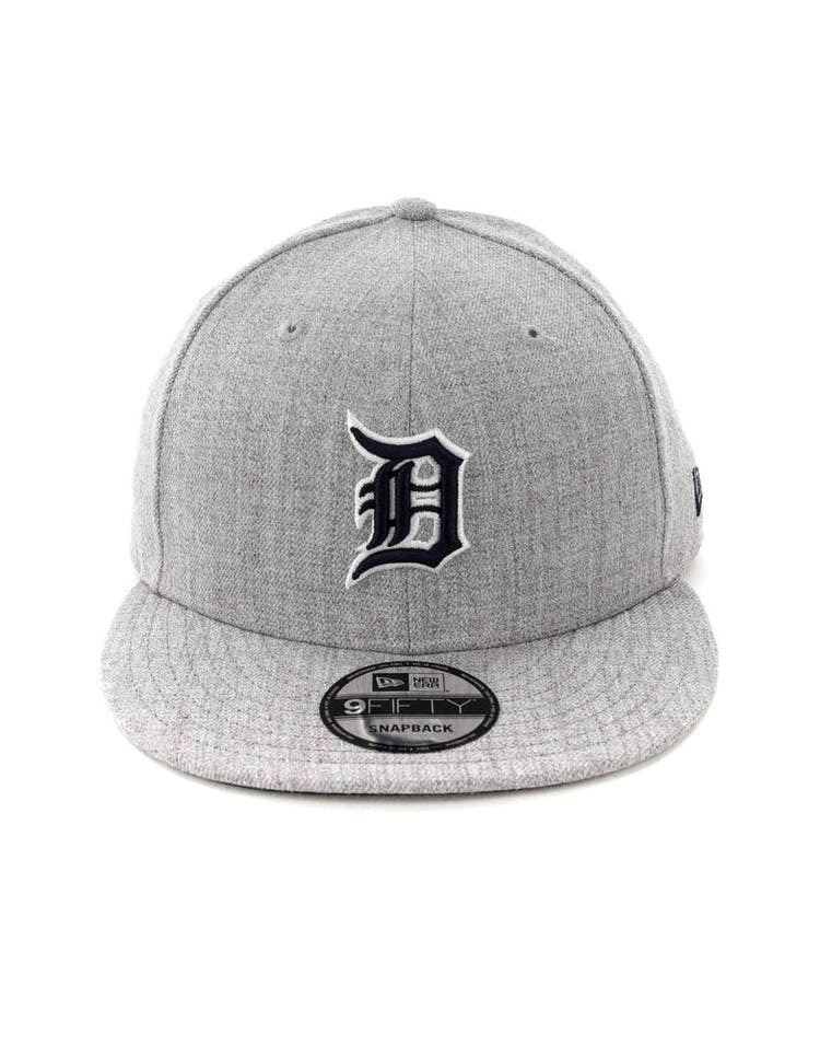 separation shoes f463a 01cfe New Era Detroit Tigers 9FIFTY Snapback Heather Grey – Culture Kings