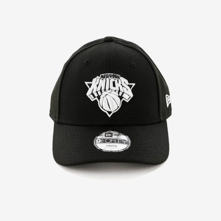 bfd1bf2681c New Era Youth New York Knicks 9FORTY HookLP Black – Culture Kings