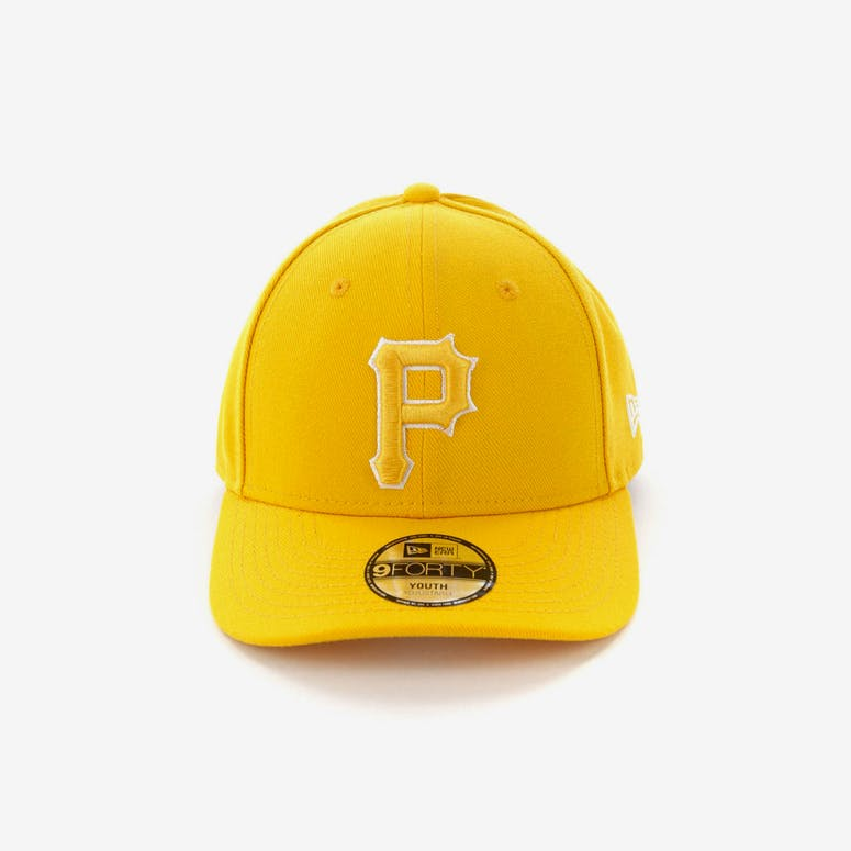 06cdaf0f715 New Era Youth Pittsburgh Pirates 9FORTY HookLP Gold – Culture Kings