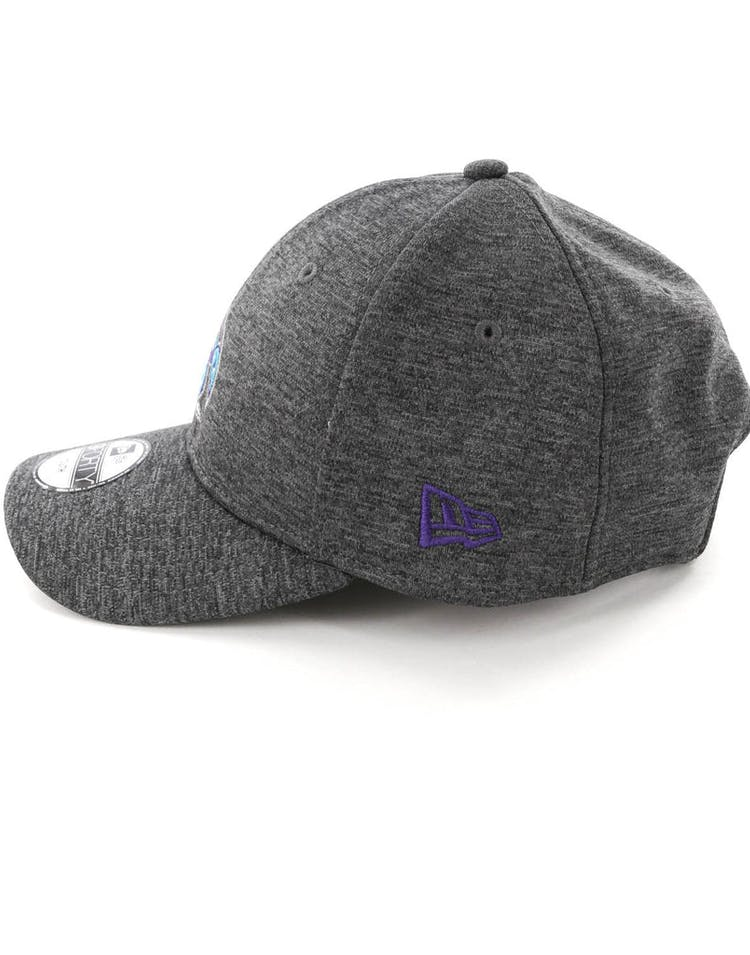 competitive price 1786b c1cb0 New Era Youth Charlotte Hornets 9FORTY HookLP Shadow Tech Grey