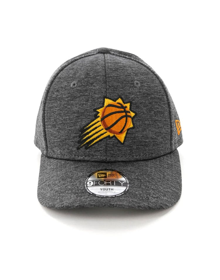 64429cd0 New Era Youth Phoenix Suns 9FORTY HookLP Shadow Tech Grey – Culture ...