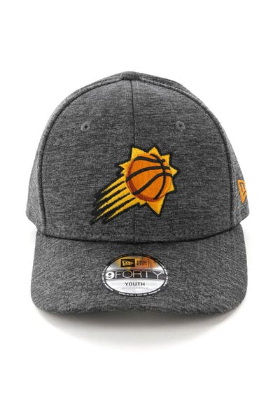 new style 9e41c 4290b New Era Youth Phoenix Suns 9FORTY HookLP Shadow Tech Grey ...