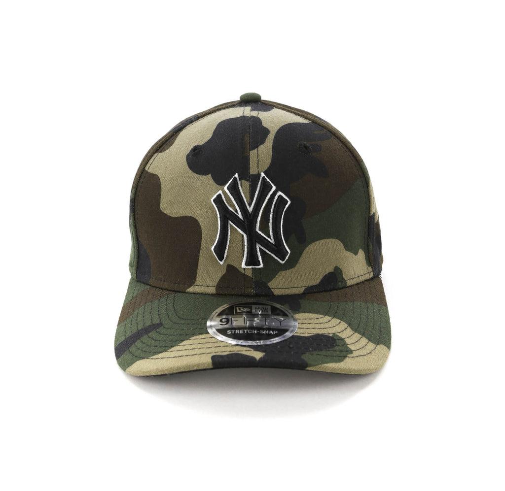 c8a7e1e92f3 ... low cost new era new york yankees 9fifty stretch snapback woodland camo  c36f5 560a6