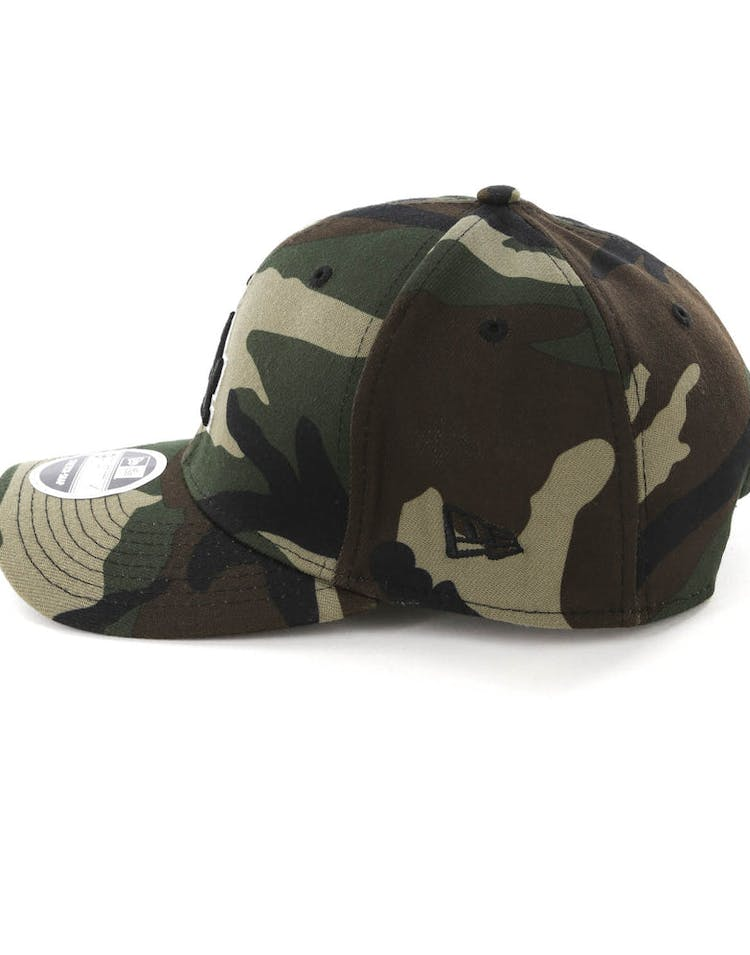 af5f9758 New Era Los Angeles Dodgers 9FIFTY Stretch Snapback Woodland Camo