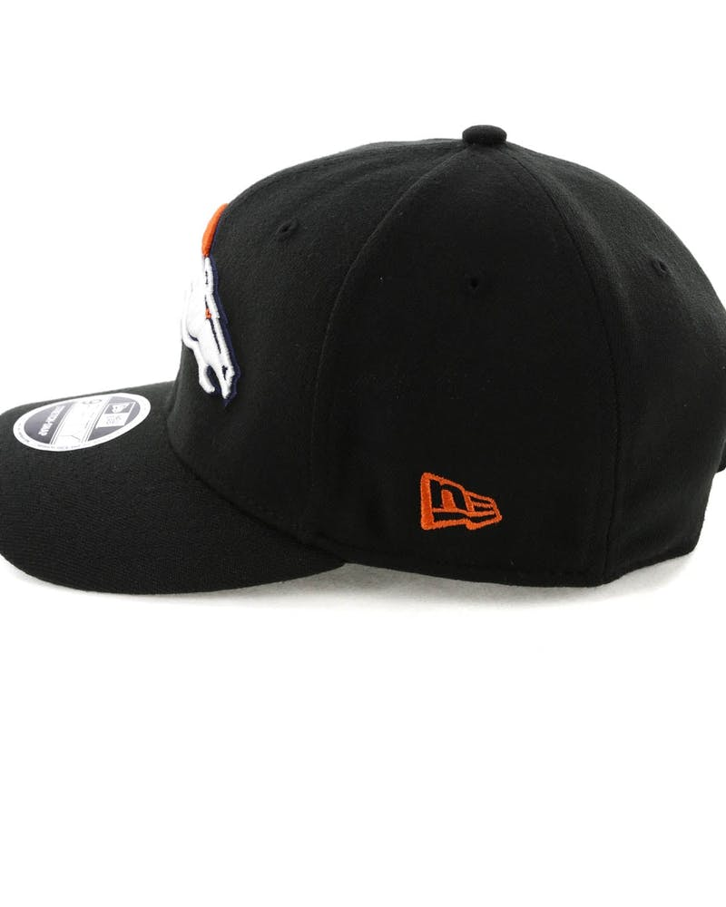 New Era Denver Broncos 9FIFTY Stretch Snapback Black