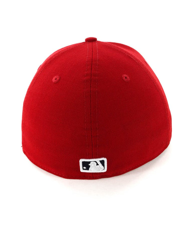 17156301fc0280 New Era Boston Red Sox 59FIFTY Fitted Scarlet/Navy – Culture Kings