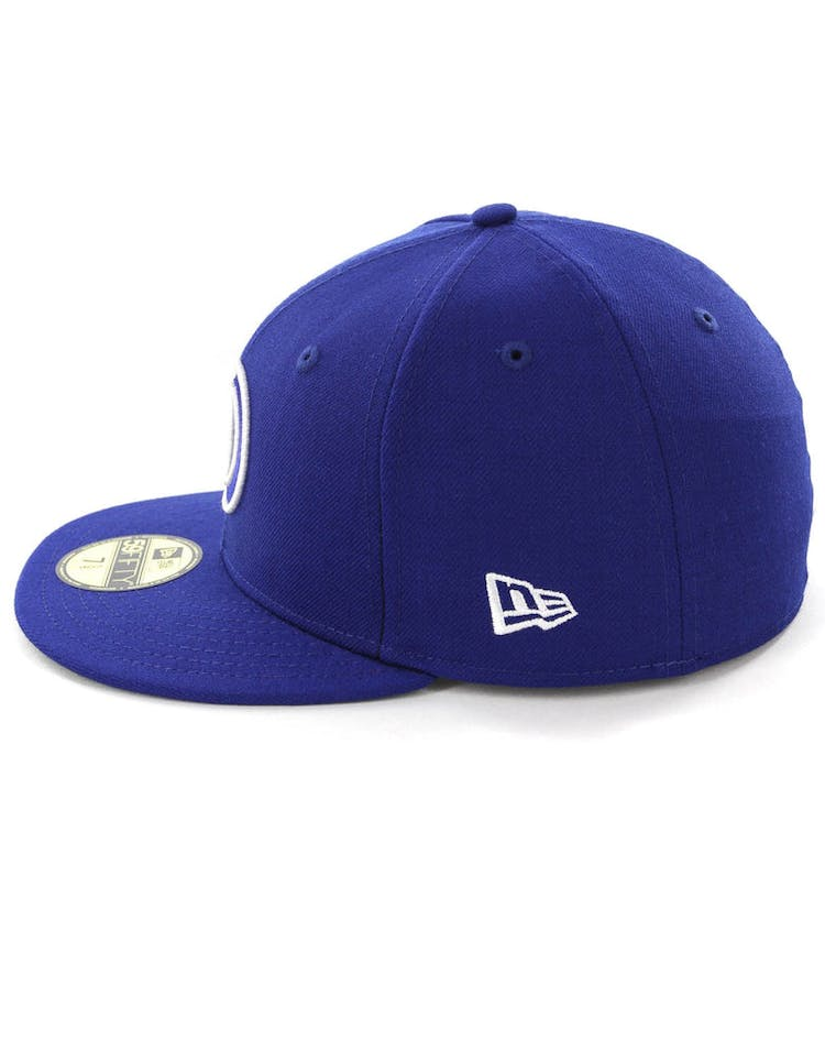 official photos 4a7b7 87b44 New Era Los Angeles Dodgers 59FIFTY Fitted Royal Green