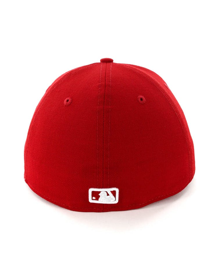 lowest price e850c 682ba New Era Washington Nationals 59FIFTY Fitted Scarlet Green – Culture Kings