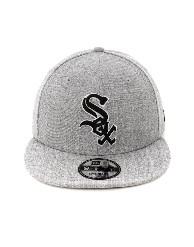 official photos 35ced d1f5d New Era Chicago White Sox 9FIFTY Snapback Heather Grey – Culture Kings