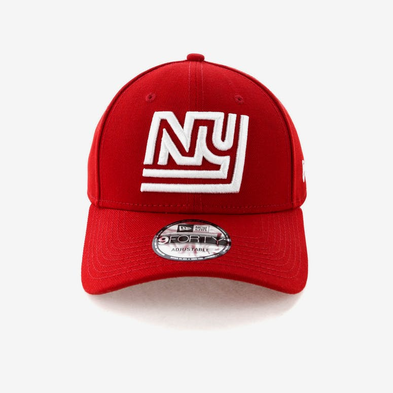 95e4df473 New Era New York Giants 9FORTY Snapback Scarlet – Culture Kings