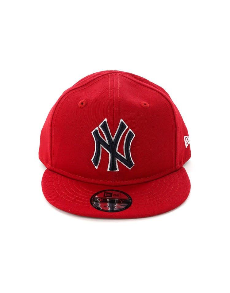 2f60f1691 New Era My 1ST New York Yankees 9FIFTY Snapback Scarlet