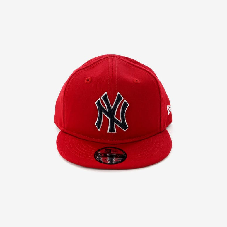 373350682a9 New Era My 1ST New York Yankees 9FIFTY Snapback Scarlet – Culture Kings