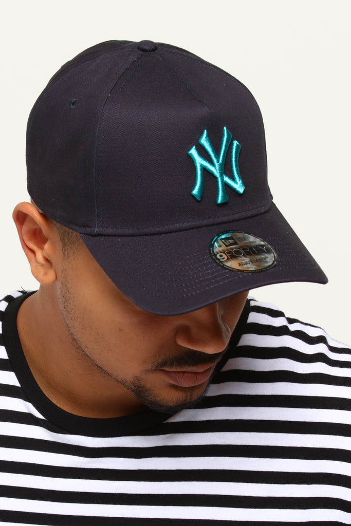 55f5b990d3e ... baseball cap league basic green 6d845 5b587  sweden new era new york  yankees 9forty a frame snapback navy 26b40 3f580