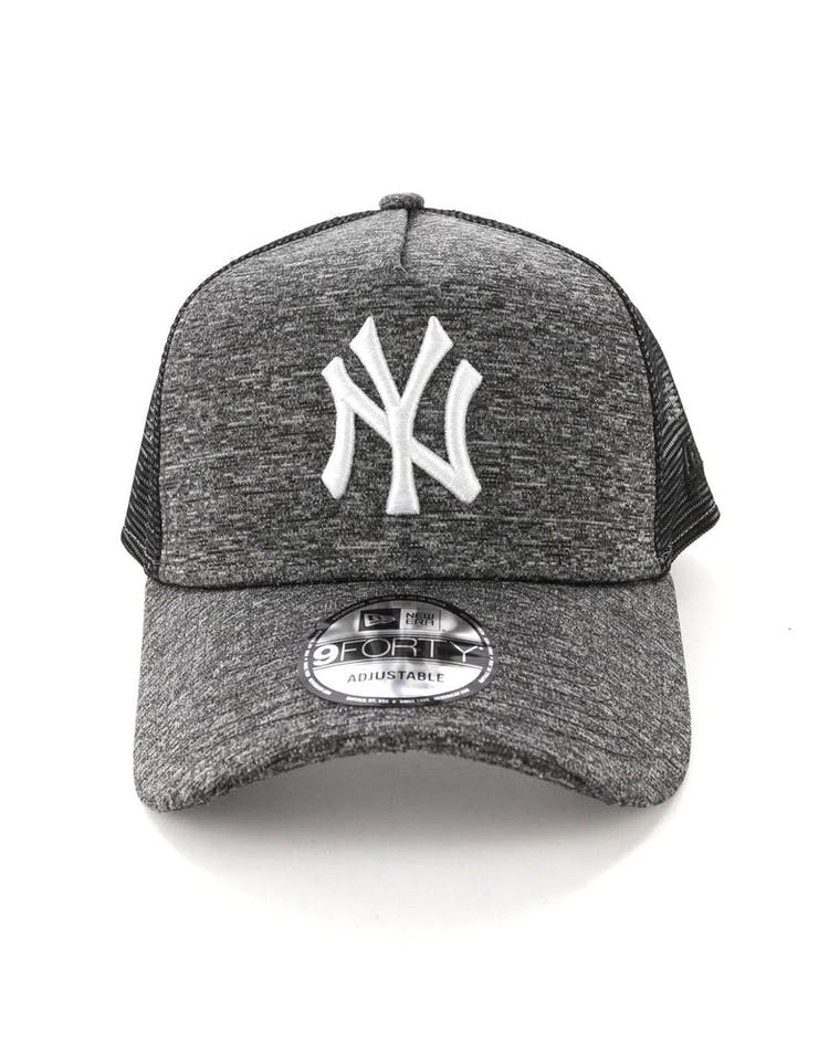 3b03b23c7 New Era New York Yankees CK 9FORTY A-Frame Trucker Snapback Shadow Tech