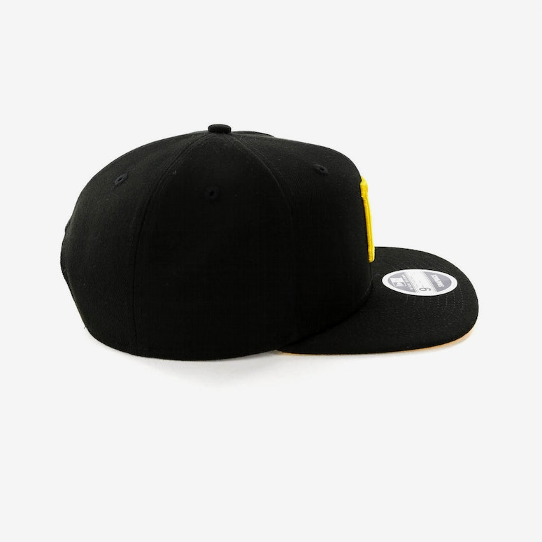 New Era Pittsburgh Pirates 9FIFTY HC Snapback Black/Gold