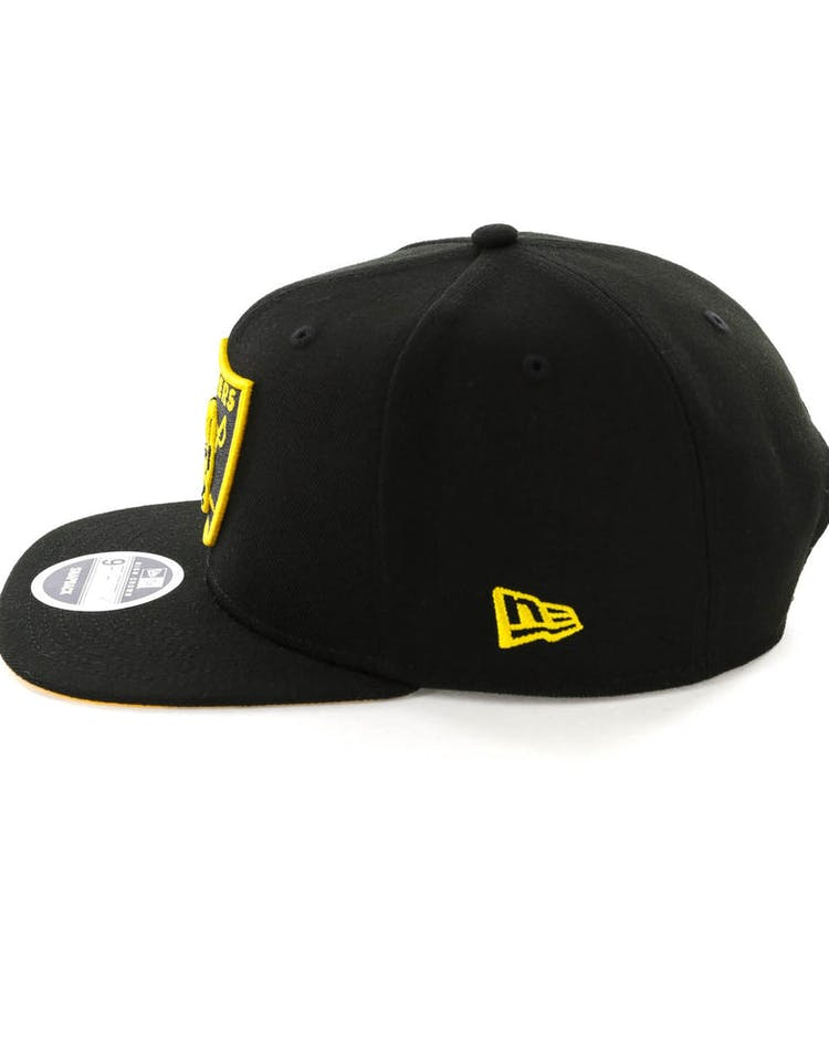 df237b0d New Era Raiders 9FIFTY HC Snapback Black/Gold