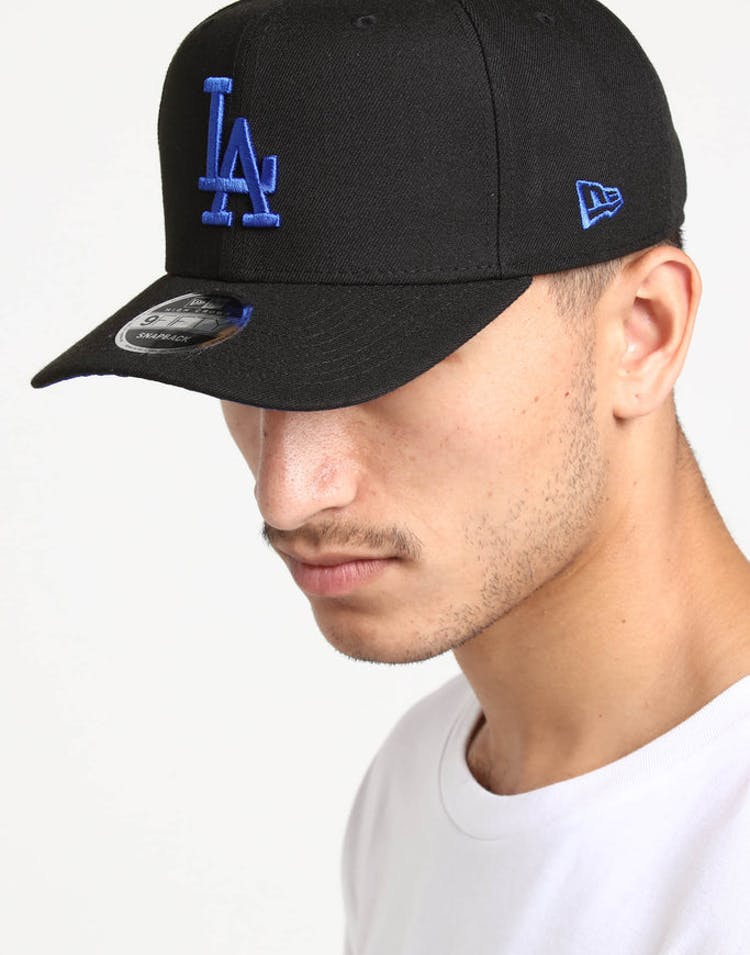 New Era Los Angeles Dodgers 9FIFTY HC Snapback Black/Royal