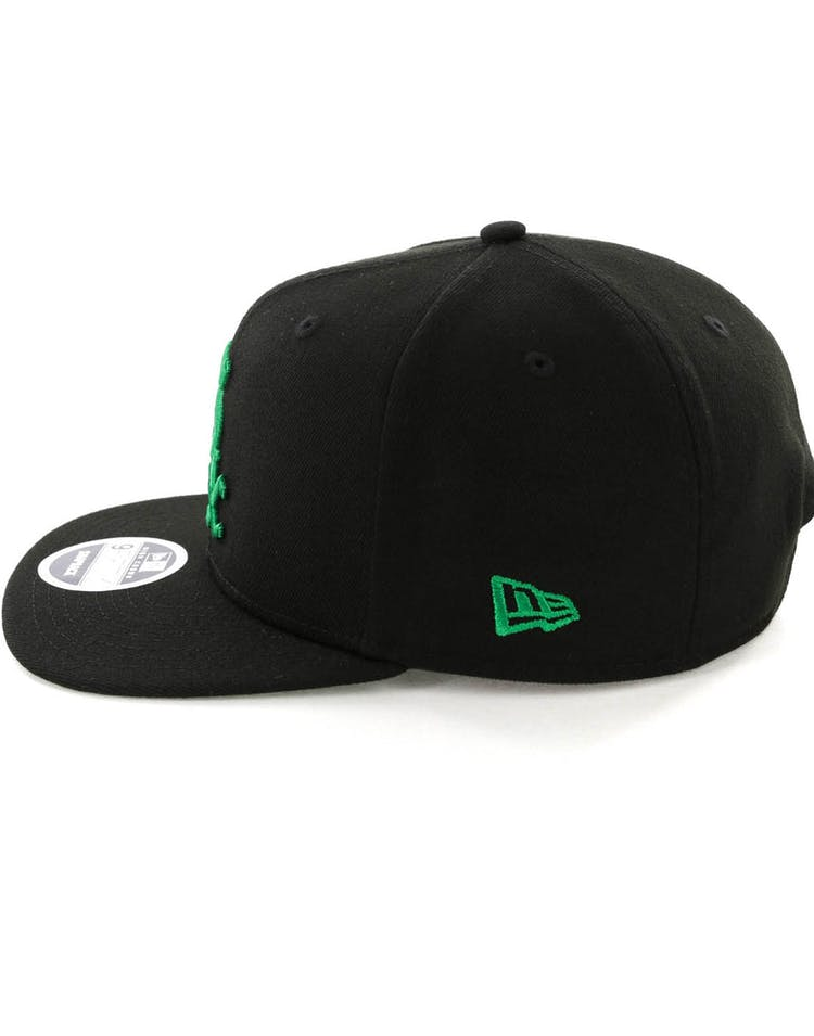 100% authentic 5213b d84f7 New Era Chicago White Sox 9FIFTY HC Snapback Black Green