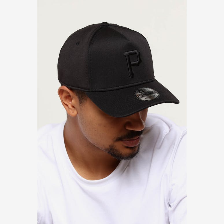 e9efddd3198 New Era Pittsburgh Pirates 9FORTY A-Frame Neo Snapback Black – Culture Kings